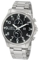 Invicta 0379 II Collection Stainless Steel