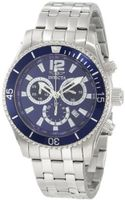 Invicta 0620 II Collection Stainless Steel