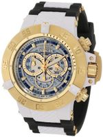 Invicta 0928 Anatomic Subaqua Collection Chronograph