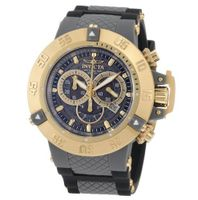 Invicta 0930 Anatomic Subaqua Collection Chronograph