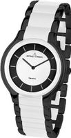 Jacques Lemans 1-1582E Dublin Classic Analog with HighTech Ceramic and Sapphire Glass
