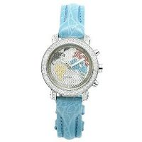 Diamond Ladies JoJo Joe Rodeo 0.60ct Blue