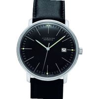 Junghans - Max Bill - Automatic - Black