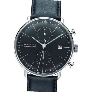 Junghans - Max Bill - Chronoscape - Black