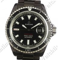 Kadloo Gents Collection Ocean Date Black