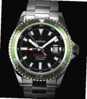 Kadloo Gents Collection Ocean Date GMT