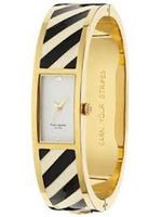 Kate Spade Carousel Black / Cream Gold Enamel