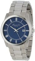 Kenneth Cole KC9212 Classic with Midnight Blue Dial Analog Steel Bracelet