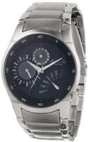 Kenneth Cole New York Blue Multifunction Stainless Steel Link #KC9220