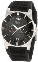 Kenneth Cole New York KC1405-NY Sport Trend Round black