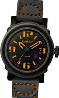 LUM-TEC 600M-4 Abyss Black/Orange