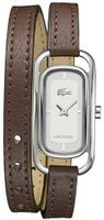 Brown Lacoste Sienna Leather Strap 2000727