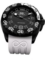 LAPIZTA Audax 300M Diver's - 43mm White and Black L22.1301
