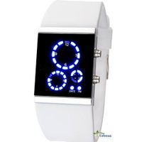 es for  Rectangle Mirror 2013 Latest Wrist White Color