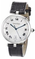 "Louis Erard 11810AA01.BDCB7 ""Romance"" Analog Display Quartz Black Casual"