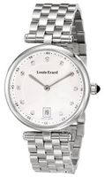 Louis Erard 11810AA11.BMA24 Romance Analog Display Quartz Silver