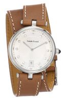 Louis Erard 11810AA11.BRDT20 Romance Analog Display Quartz Brown