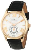 Louis Erard 1931 Rose Gold and Leather Automatic Dress