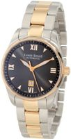 Louis Erard 20100AB23.BMA20 Heritage Automatic Grey Dial Steel and Rose Gold PVD