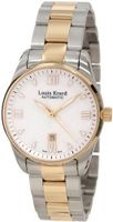Louis Erard 20100AB24.BMA20 Heritage Automatic Mother of Pearl Dial Steel and Rose Gold PVD