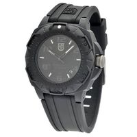 Luminox 0201.BO Sentry 0200 Blackout With Rubber Band