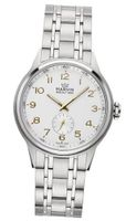 Marvin C 180 Silver Dial Quartz Stainless Steel Swiss Made Dress