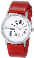 Marvin M025.12.25.66 Origin Analog Display Swiss Quartz Red