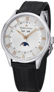 Maurice Lacroix Masterpiece Tradition Phase de Lune Automatic - MP6607-SS001-111
