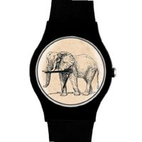01:51PM Vintage Elephant Black May28th