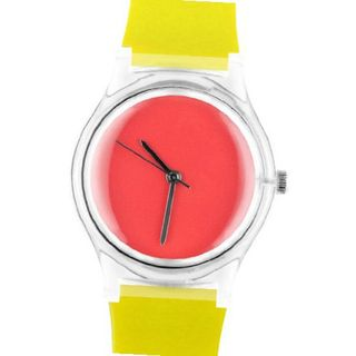 01:57PM Lime Green and Coral Colorblock May28th