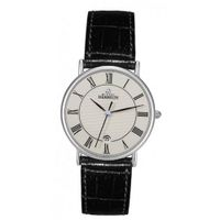 - Michel Herbelin - Leather Band - Water Resistant - 12443/S08