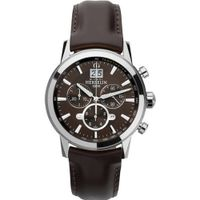 - Michel Herbelin - Leather Band - W.R 10ATM - 36669/48MA