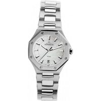 - Michel Herbelin - Stainless Steel Band and White Dial - W.R 10ATM - 14230/B19