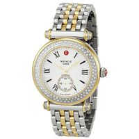 Michele Caber Diamond Two Tone Gold Mww16a000066
