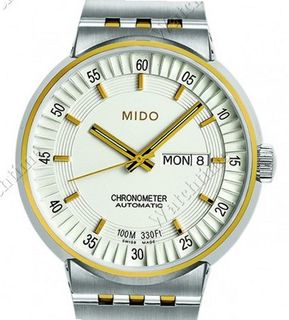 Mido All Dial All Dial Chronometer