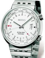 Mido All Dial All Dial GMT