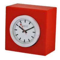 Mondaine A660.30318.84SBC Quartz Analog Shelf Clock