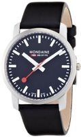 Mondaine A672.30350.14SBB Simply Elegant Leather Band