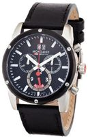 Mondaine A692.30338.14SBB Sport II Chrono Alarm Leather Band