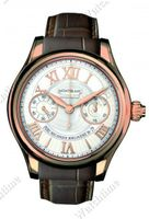 Montblanc Collection Villeret 1858 Grand Chronographe Authentique