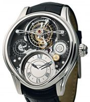 Montblanc Collection Villeret 1858 Tourbillon Bi-Cylindrique