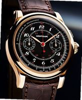 Montblanc Collection Villeret 1858 Vintage Pulsographe