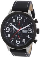 Nautec No Limit Automatic Blizzard BZ AT/LTSTBKBK with Leather Strap