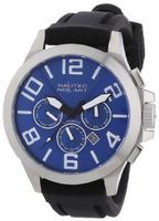 Nautec No Limit Automatic HALO HA AT/RBSTSTBL with Rubber Strap