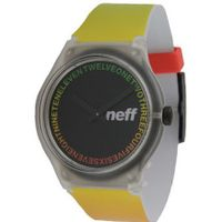 Neff Clear Stylish - Rasta / One Size Fits All