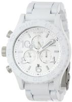 Nixon 42-20 Chrono All White/Silver, One Size