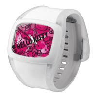 Hello Kitty White/Pink