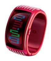 o.d.m DD109-05 Pixel Daze Digital Bangle