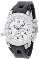 Oakley 10-059 12 Gauge Chronograph Brushed White