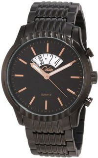 Odin 8043-4M Black PVD Plated Stainless Steel Dress